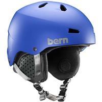 Matte Cobalt Bern Macon EPS MIPS Helmet Mens