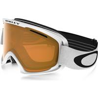 Oakley O2 XM Goggle - XM Matte White Frame w/ Persimmon Lens (OO7066-33)