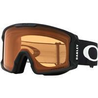 Matte Black Frame w/ Prizm Persimmon Lens (OO7070 57) Oakley Prizm Line Miner Goggle
