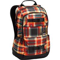 Majestic Black Plaid Burton Day Hiker Pack 20L