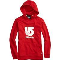 Marauder Burton Logo Vertical Pullover Hoodie Boys