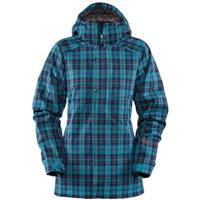 Marine / Storm / Saffron Bonfire Heavenly Jacket Womens