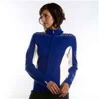 Marine / Winter White Meister Sochi Sweater Womens