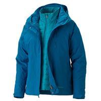 Dark Atomic Marmot Alpen Component Jacket Womens