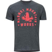 Marmot Chordata Tee SS Shirt Mens
