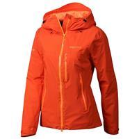 Coral Sunset Marmot Headwall Jacket Womens