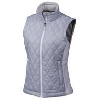 Silver / White Marmot Kitzbuhel Vest Womens