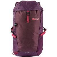 Dark Purple / Brick Marmot Kompressor