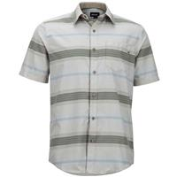 Light Khaki Marmot Notus SS Shirt Mens