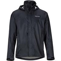 Black Marmot PreCip Eco Jacket Tall Mens