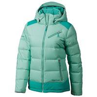 Green Frost / Gem Green Marmot Sling Shot Jacket Womens