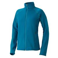 Dark Atomic Marmot Stretch Fleece Jacket Womens