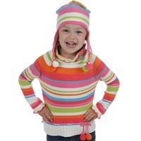 Marshmallow Obermeyer Ava Sweater Girls