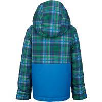Mascot Mason Plaid/Mason Burton Minishred Fray Jacket Boys