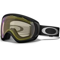 Matte Black Frame / H.I. Yellow Lens (57 861) Oakley Canopy Goggle