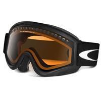 Matte Black Frame / Persimmon Lens (02 349) Oakley L Frame Goggle