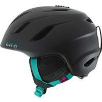 Matte Black Ginko Giro Era Helmet Womens