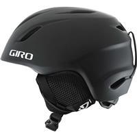 Matte Black Giro Launch Helmet Youth
