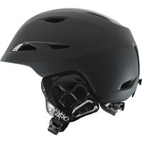 Matte Black Giro Lure Helmet Womens