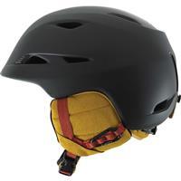 Matte Black Outpack Giro Montane Helmet