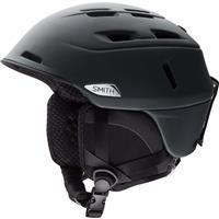 Matte Black Smith Camber Helmet