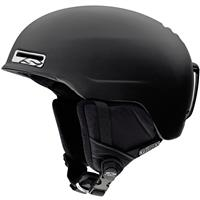 Matte Black Smith Maze Helmet