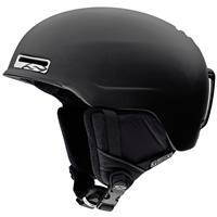 Matte Black Smith Maze Jr Helmet
