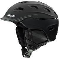 Matte Black Smith Vantage Helmet