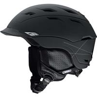 Matte Black Smith Variance Helmet