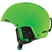 Matte Bright Green Giro Battle Helmet