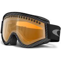 Matte Carbon Fiber Frame / Persimmon Lens (59 116) Oakley L Frame Goggle