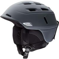 Matte Charcoal Smith Camber Helmet
