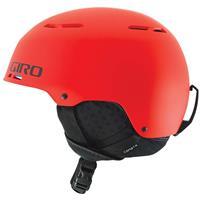 Matte Glowing Red Giro Combyn Helmet
