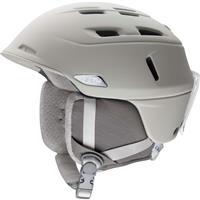 Matte Ivory Smith Compass Helmet Womens