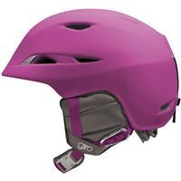 Matte Magenta Giro Lure Helmet Womens