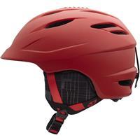 Matte Red Motherboard Giro Seam Helmet