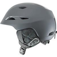 Matte Titanium Porcelain Giro Lure Helmet Womens