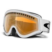 Matte White Frame / Persimmon Lens (57 081) Oakley L Frame Goggle