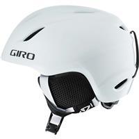 White Giro Launch Helmet Youth