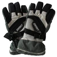Medium Grey / Light Grey Swany X Over II Gloves Youth