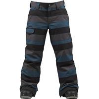 Meltwater Stripe Print Burton TWC Throttle Pants Boys