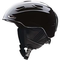 Metallic Black Smith Arrival Helmet Womens
