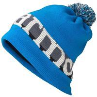 Methyl Blue / Whitestone Marmot Retro Pom Hat