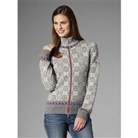 Mid Grey Bogner Wendy Sweater Womens