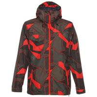 Military Volcom Forest Jacket Mens