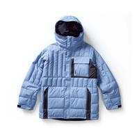 Mineral Blue Analog Amsterdam Jacket Mens