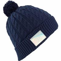 Mood Indigo Burton Mini Cable Beanie