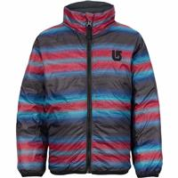 Process Red / Offroad Burton Minishred Flex Puffy Jacket Youth