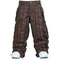 Minpin Mocha Burton Elite Cargo Pant Girls