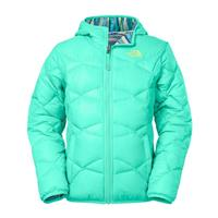 Mint Blue The North Face Reversible Perrito Jacket Girls